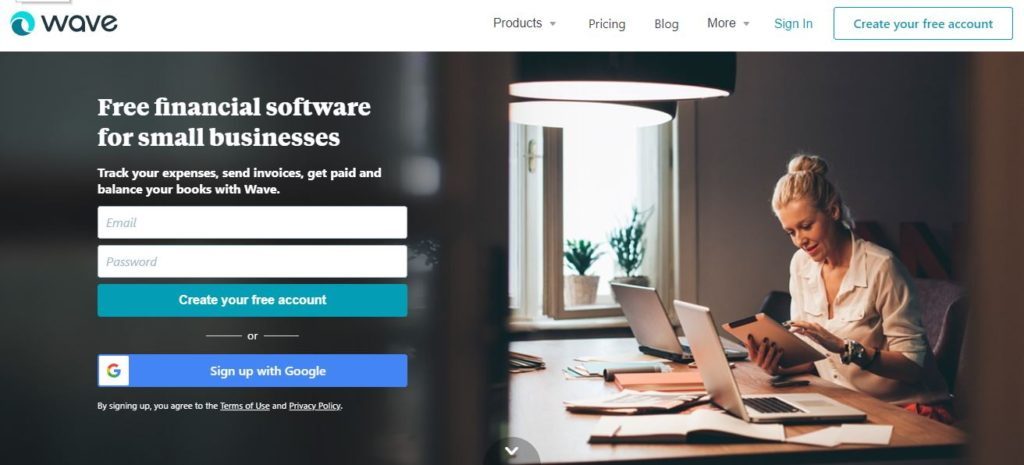 Free Bookkeeping and Accounting Software
