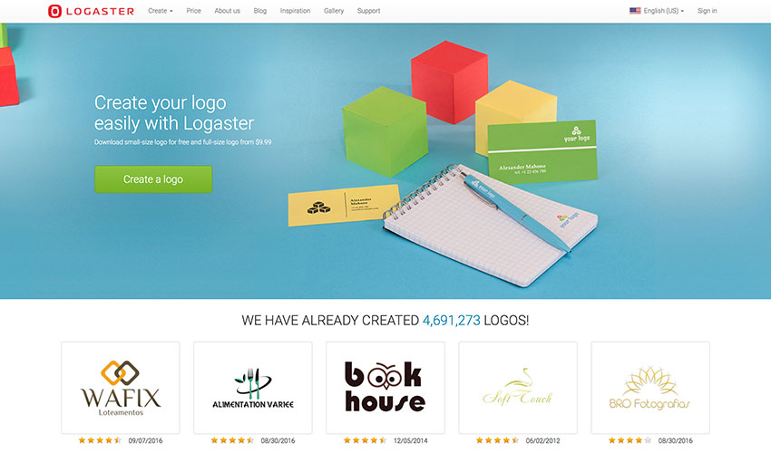free logo design tools