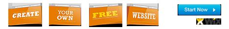 wix free website